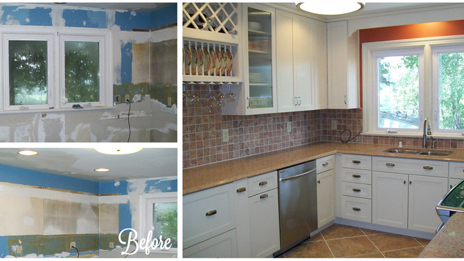 1970s Kitchen Remodel -A
