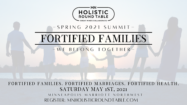 Fortified Families Presentation Slide Pr