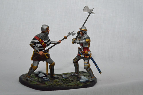 Duo Specials or multiple Knights standard or Sable