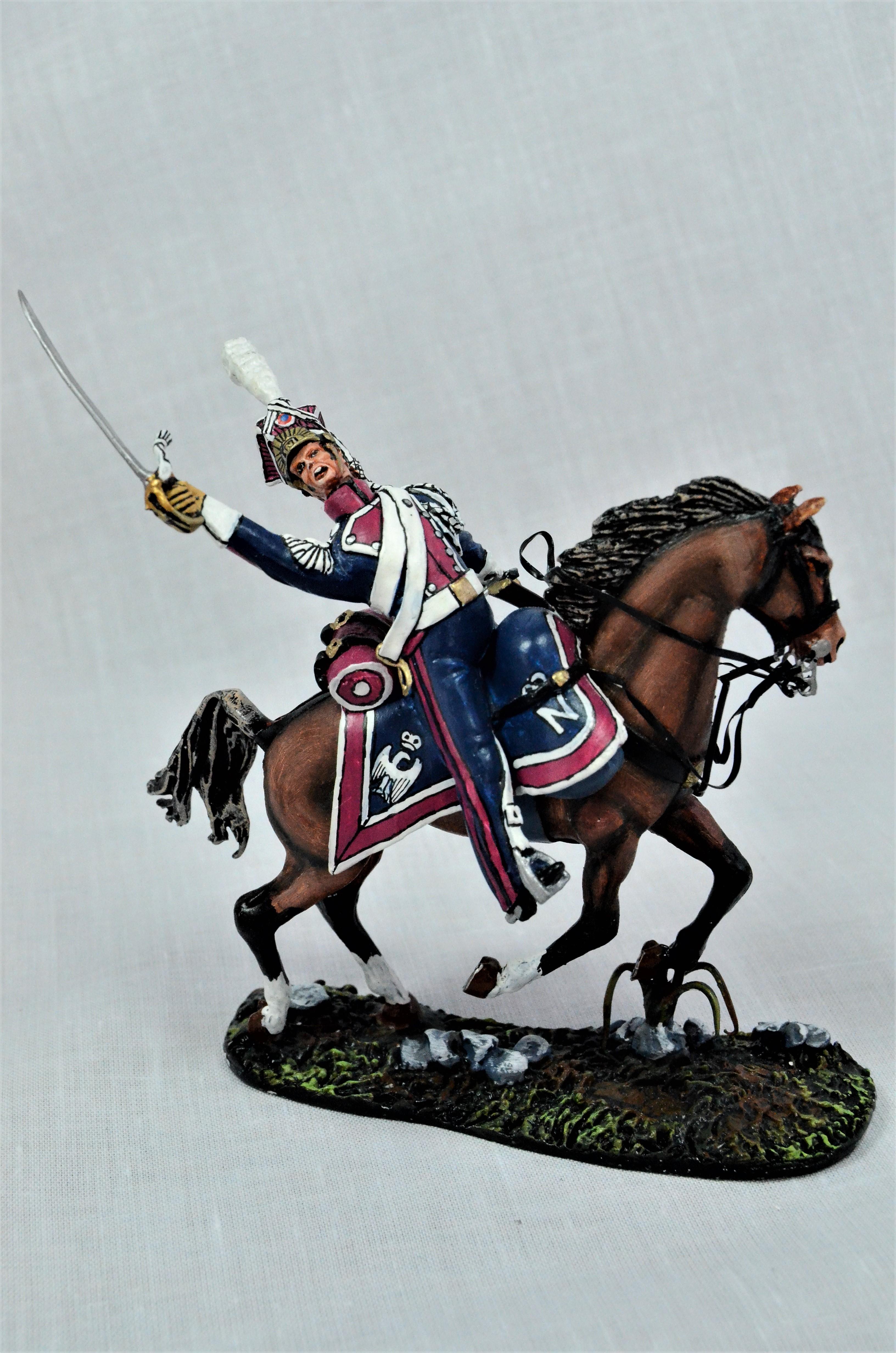 Polish Lancer 1st Regt