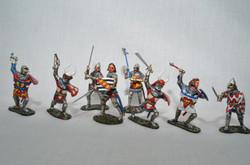 Foot Knights Standard series