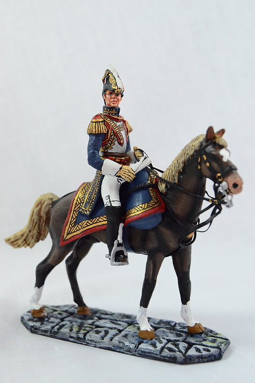 Marshals of the Empire all mounted