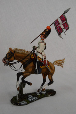 Cuirassiers of the Garde Imperial