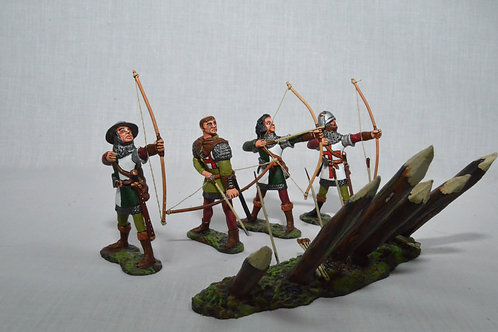 Archers and Sikes.  Standard series