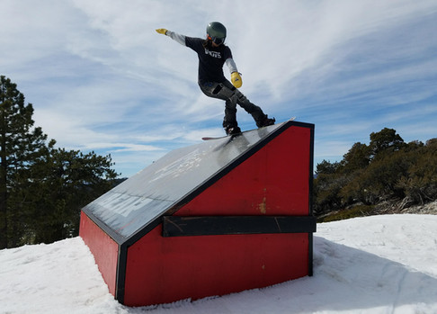 Blunt Stall at Bear Mountain