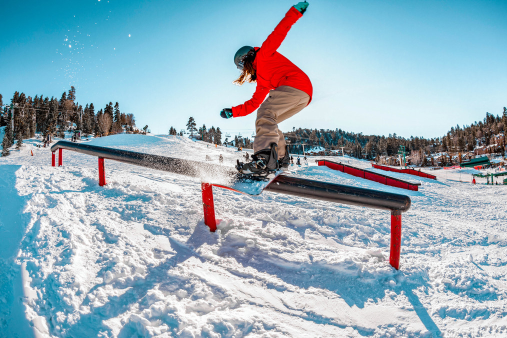 Frontboard at Bear Mountain