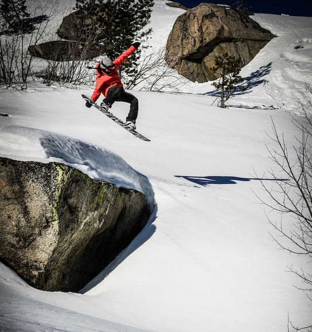 Tahoe Donner Rock Gap