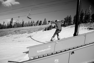 Mammoth Openning Weekend 2014
