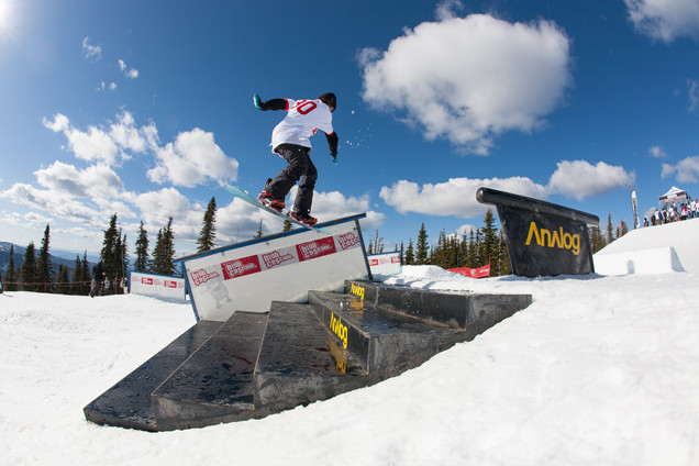Back 180 at Transworld TransAm, Schweitzer ID