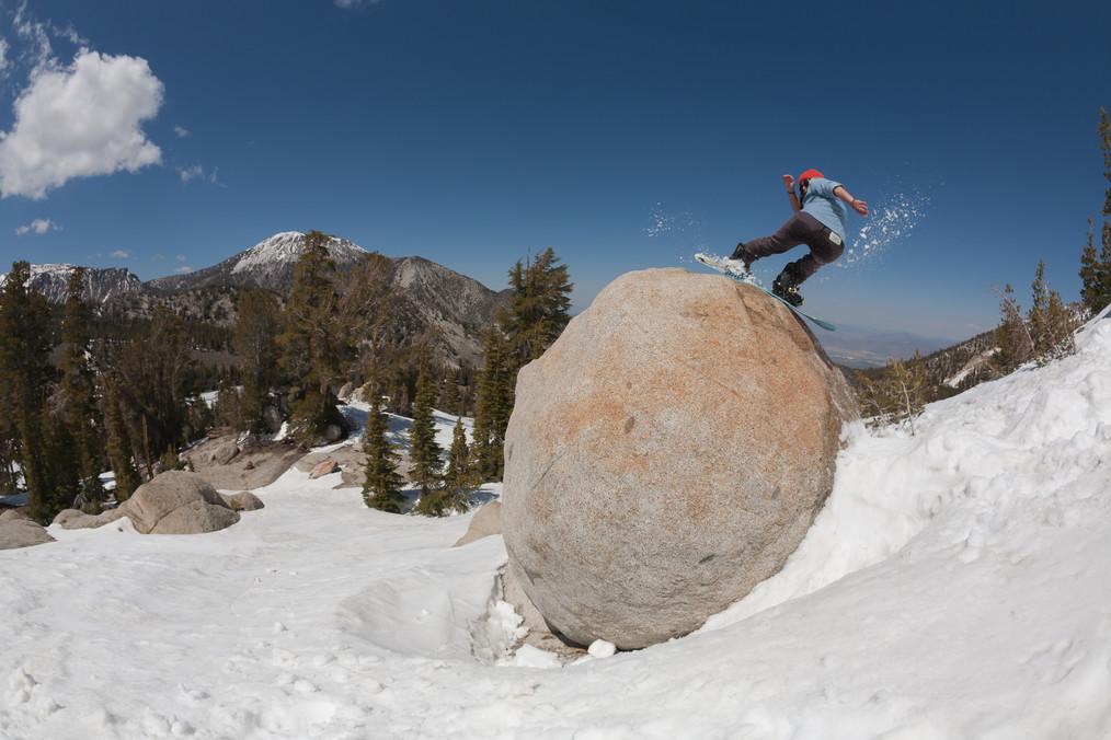 Boulder Blunt Stall at Mt. Rose