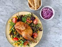 Crispy Spring Chicken