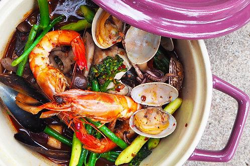 Mala Seafood Pot