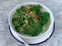 Fish Porridge & Egg
