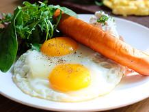 Salmon, Sausage & Eggs*