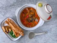 Assam Fish Curry