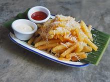 Truffle Fries (V)