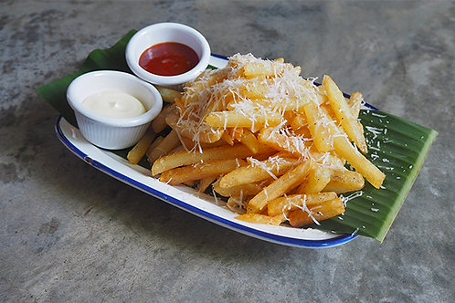 Truffle Fries (V)
