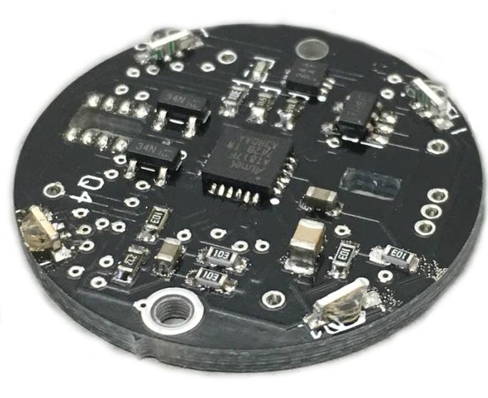 Custom PCB for Flashlight