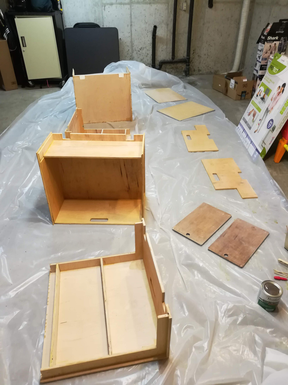 Custom Furniture Design and Woodworking