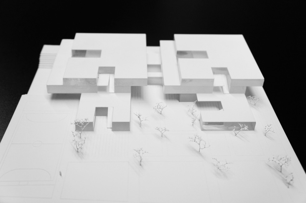 elementary school and high school Attemsgasse Vienna, competition 2013