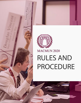 Complete Rules and Procedure Guide - Upd