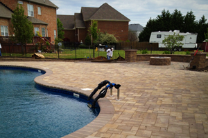 Pool Deck & Coaping
