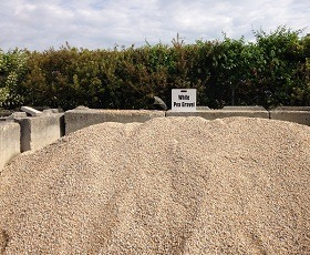 White Pea Gravel