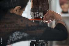 CONTEMPORARY HAIR CUTTING