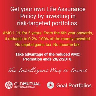 Goal Portfolios Insurance Advisors
