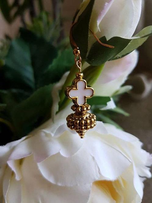 White Cross Gold