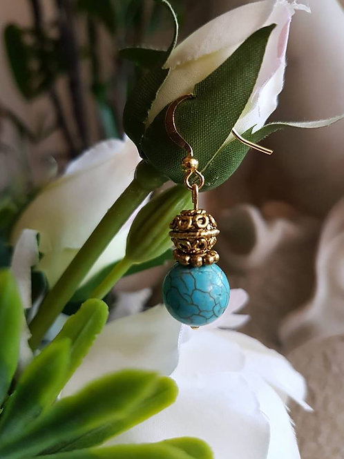 Turquoise Small