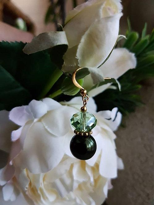 Green Pearl Crystal