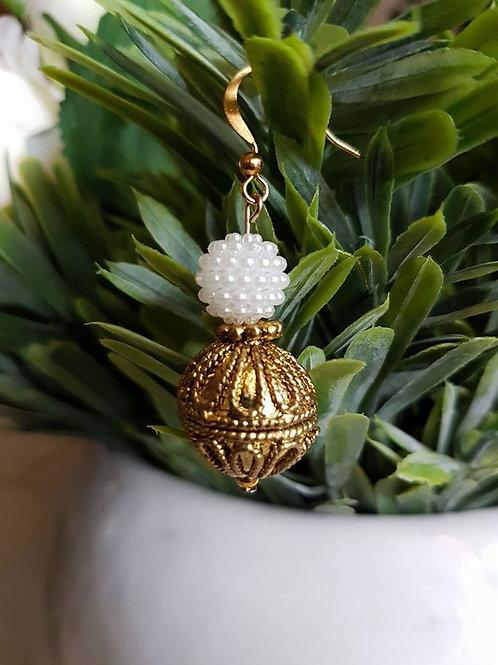 Pearl Gold Boho