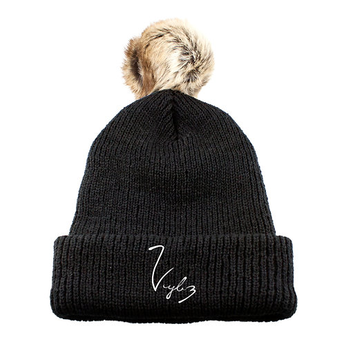"VYB3 ""Signature"" Puff Toque"