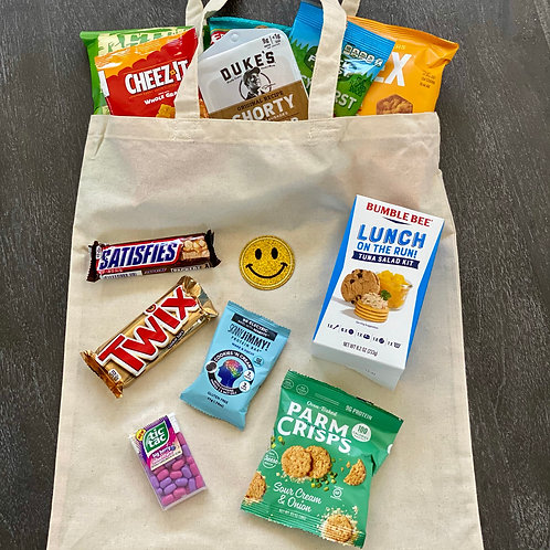Large Snack Tote