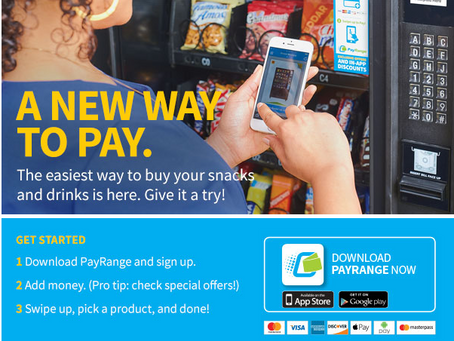 Goodbye Quarters. A New Way To Pay.