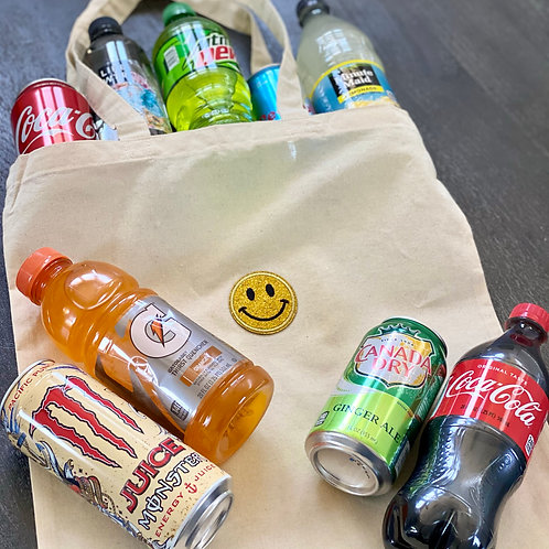 Large Drink Tote