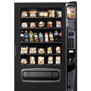 Mid-Size Drink and Snack Machine