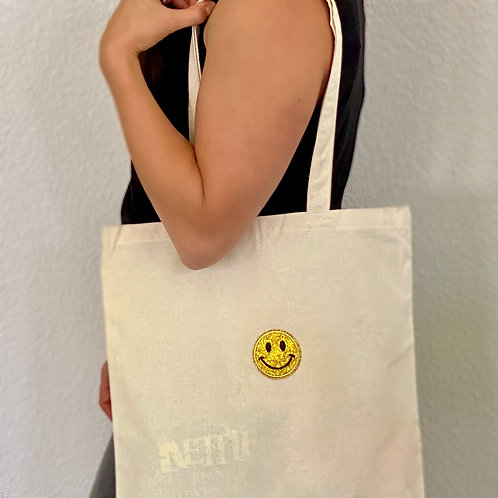 Large Iced Coffee and Tea Tote