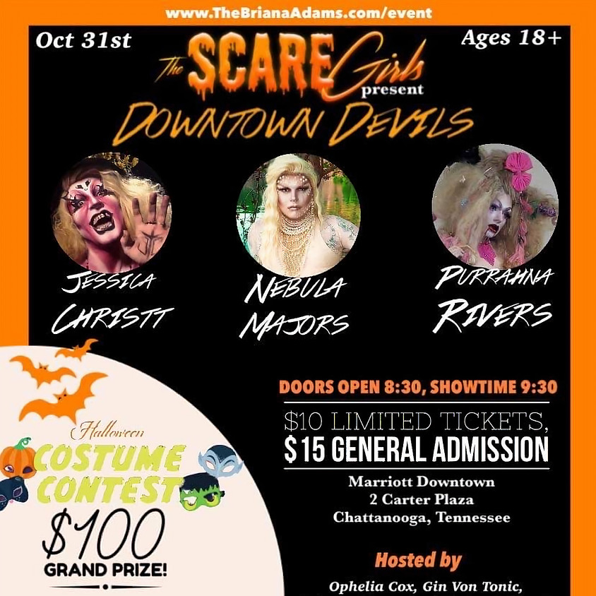 The Scare Girls Present: Dowtown Devils