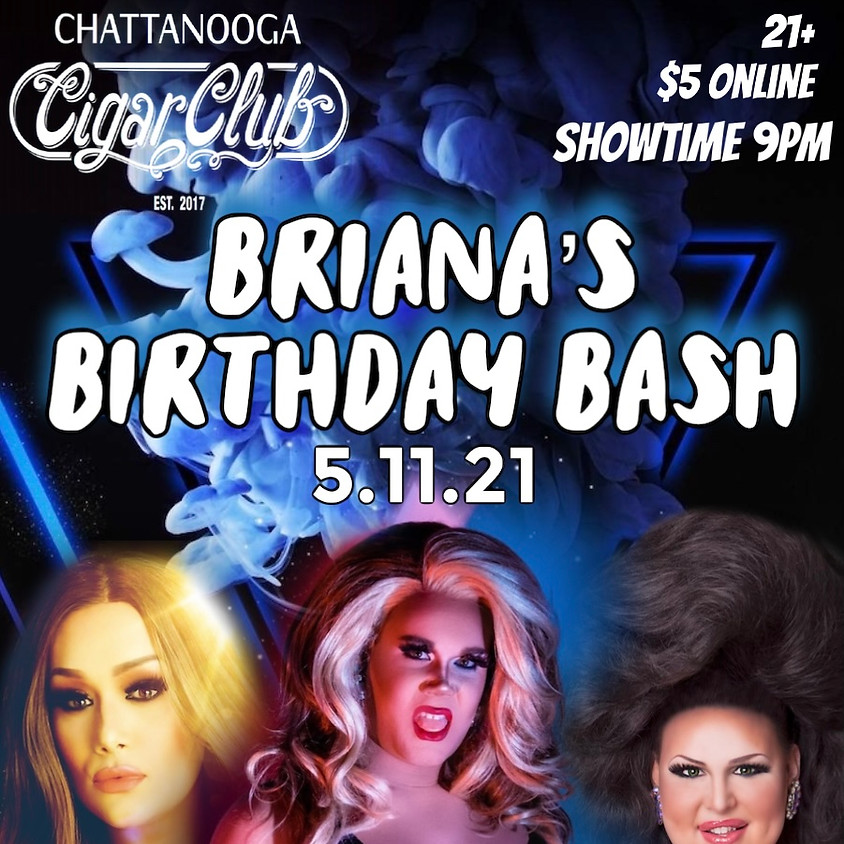 The Shade Girls Present: Briana's Birthday Bash