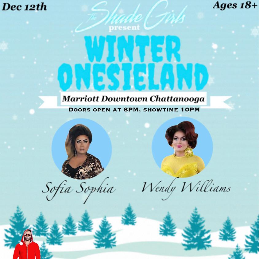 The Shade Girls Present: Winter OnesieLand
