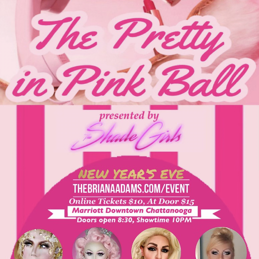 The Shade Girls Present: The Pretty in Pink Ball