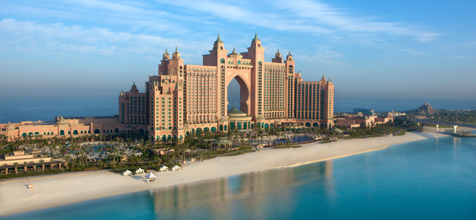 Project- Atlantis The Palm in Dubai