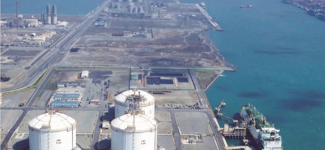 Project-Gas Plant