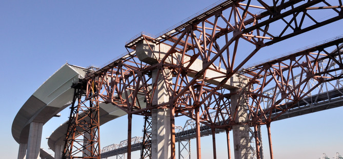 Example-Building bridges