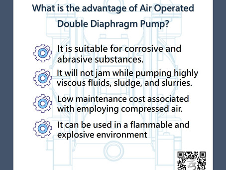 A Knowledge about the AODD pump