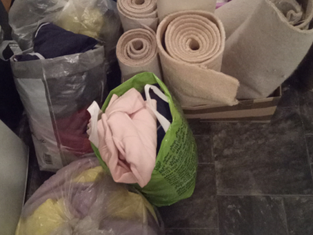 Thank you Jo Rawley for your incredible donations received this week, from Justin & the team