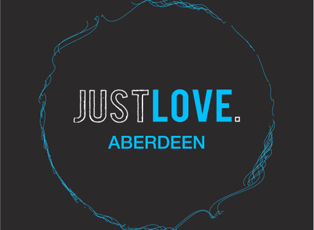 Just Love - Aberdeen Uni volunteering promo
