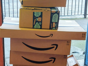 Street Friends supporters rally behind us during tier 4 lockdown with Amazon & alternate donations